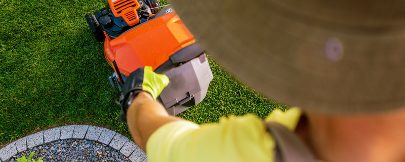 We'll get your yard back into shape