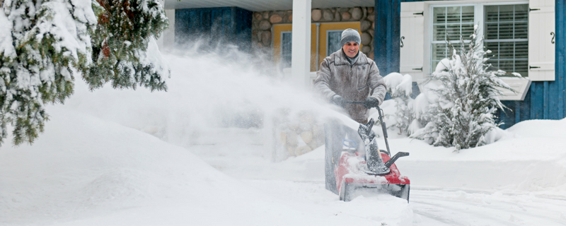 We've got this - full service snow removal